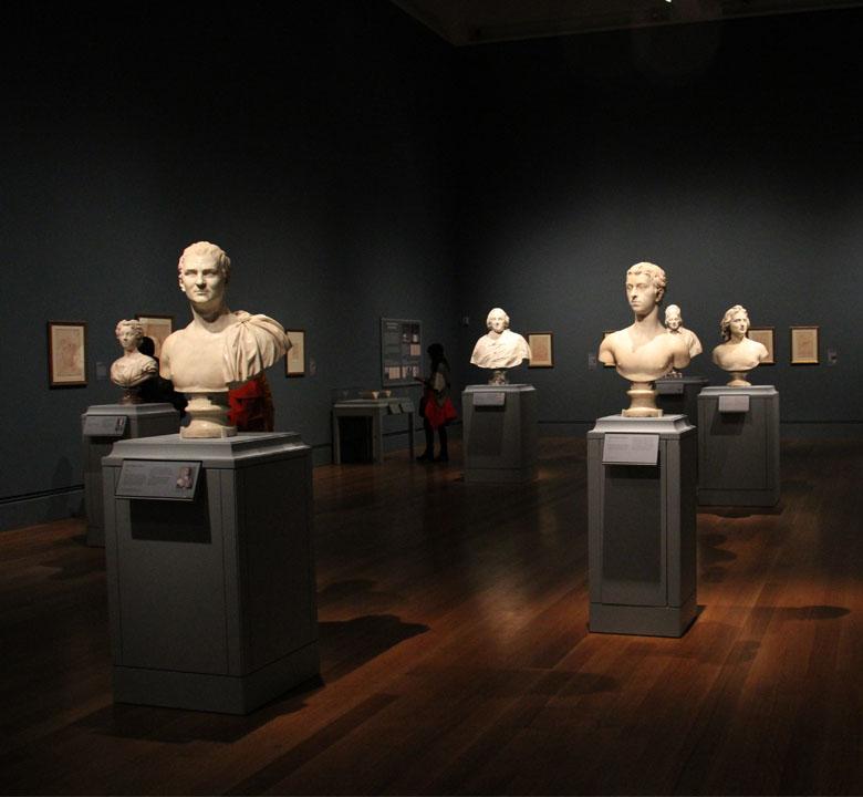 Estimation de sculptures