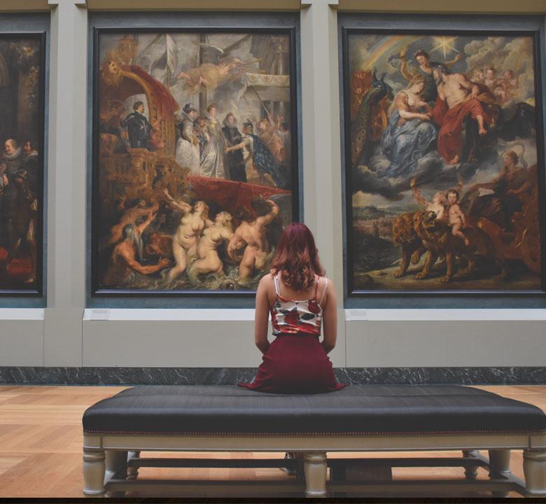 Estimation de tableaux d art